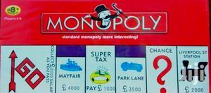 Monopoly Monopoly Board Game - Standard | Toys for sale in Lagos State, Lagos Island (Eko)
