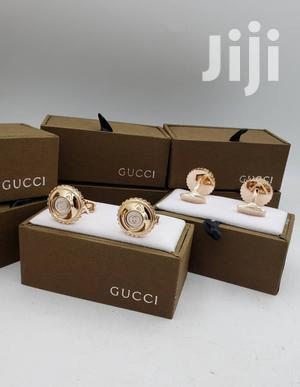 Designer Gucci Cufflinks   Clothing Accessories for sale in Lagos State, Lagos Island (Eko)
