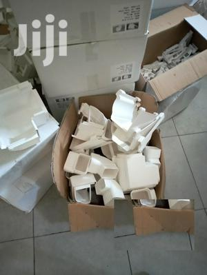 Classic White Rain Connector Gerard Stone Coated Roof   Building Materials for sale in Lagos State, Apapa