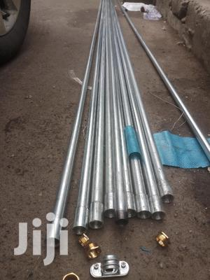 20mm Pipes Galvanized 12ft Long   Electrical Equipment for sale in Lagos State, Lagos Island (Eko)