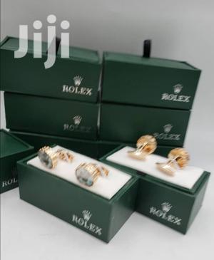 Designer Rolex Cufflinks   Clothing Accessories for sale in Lagos State, Lagos Island (Eko)
