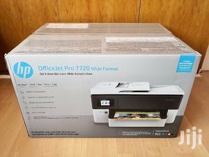 HP Officejet Pro 7720 Wide Format A3 All-In-One Printer | Printers & Scanners for sale in Lagos State, Ikeja