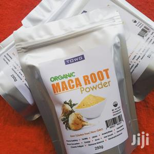 Organic Raw Maca Powder 250g   Vitamins & Supplements for sale in Lagos State, Magodo