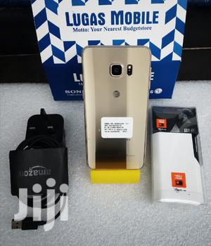 Samsung Galaxy S6 Edge Plus 32 GB Gold   Mobile Phones for sale in Lagos State, Surulere