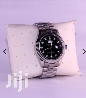 Rolex Unisex Silver Wristwatch | Watches for sale in Lagos State, Surulere