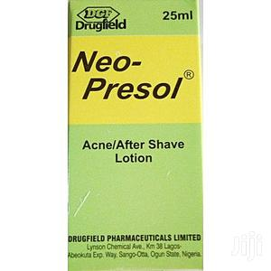 Neo-Presol Acne/After Shave Lotion – 25ml | Skin Care for sale in Lagos State, Ojo