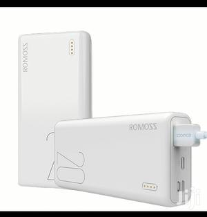 Simple 20 Power Bank Romoss 20000mah   Accessories for Mobile Phones & Tablets for sale in Lagos State, Ikeja