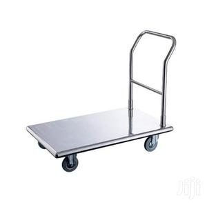 Stainless Steel Luggage Cart | Store Equipment for sale in Lagos State, Ojo