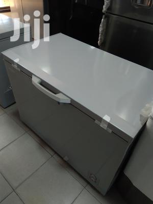 Brand New Hisense Model 440 Chest Freezer(400L)Silver Colour | Kitchen Appliances for sale in Lagos State, Ojo