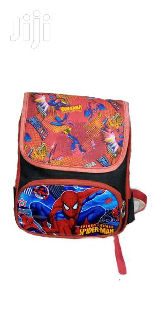 Spiderman School Bag 1-3 Years   Babies & Kids Accessories for sale in Lagos State, Amuwo-Odofin