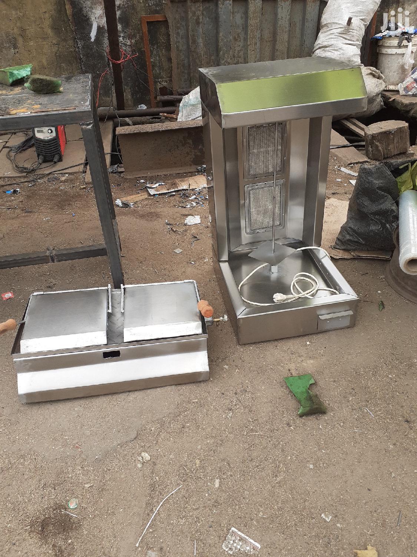 Brand New Shawarma Machine And Toaster Grill