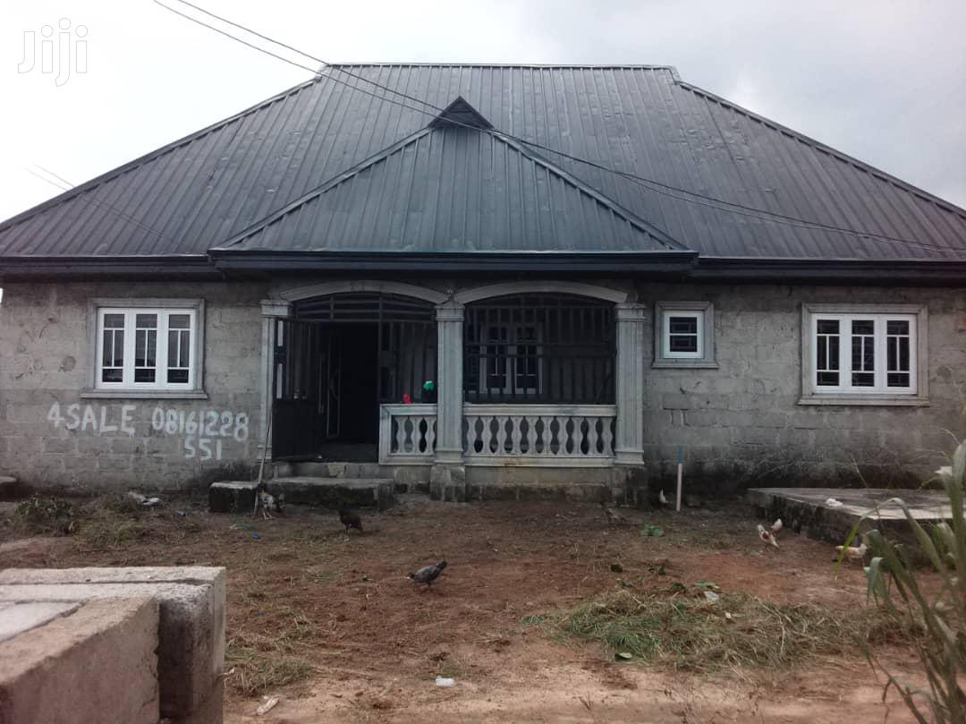 A Tastefully New 3 Bedroom Bungalow for Sale   Houses & Apartments For Sale for sale in Obio-Akpor, Rivers State, Nigeria