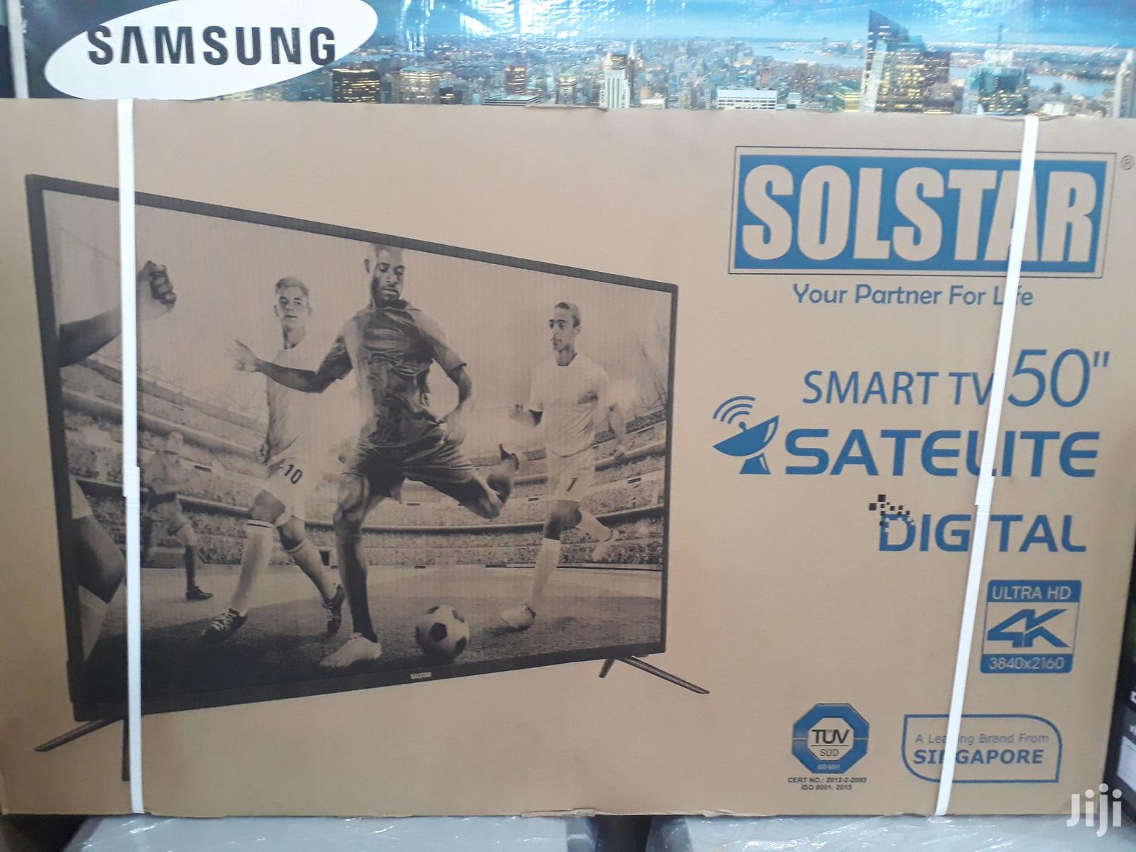 Solstar Satellite TV 50inch
