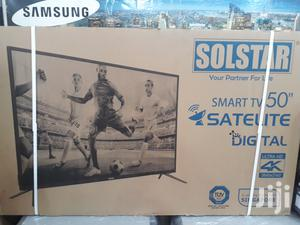 Solstar Satellite TV 50inch   TV & DVD Equipment for sale in Lagos State, Yaba