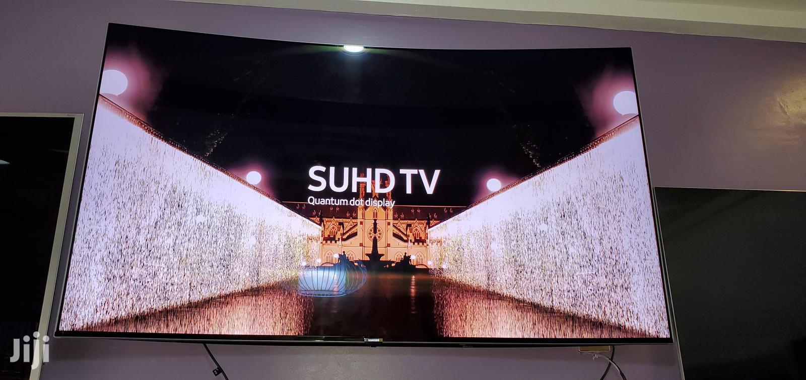 "65"" Samsung Curved Smart Suhd Hdr Ultra 4K TV Ue65ks9000"