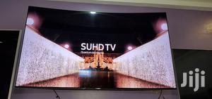"""65"""" Samsung Curved Smart Suhd Hdr Ultra 4K TV Ue65ks9000   TV & DVD Equipment for sale in Lagos State, Ojo"""