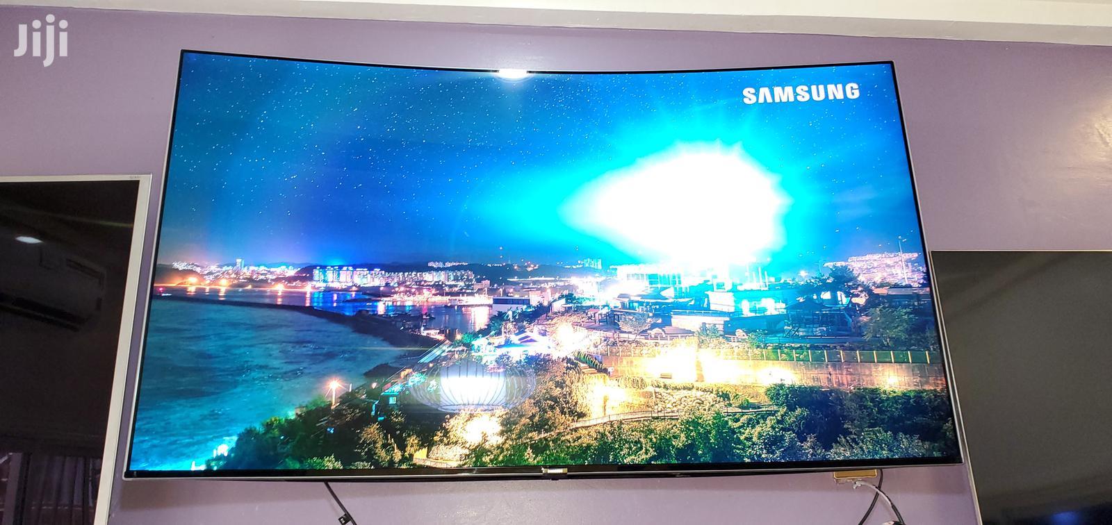 "65"" Samsung Curved Smart Suhd Hdr Ultra 4K TV Ue65ks9000   TV & DVD Equipment for sale in Ojo, Lagos State, Nigeria"
