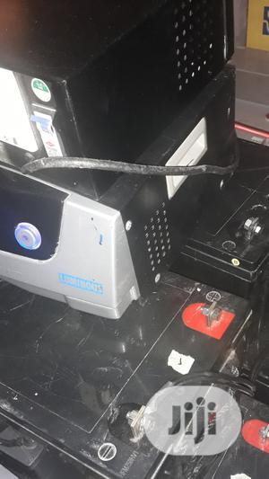 Tok Luminous Inverter And Batteries   Electrical Equipment for sale in Lagos State