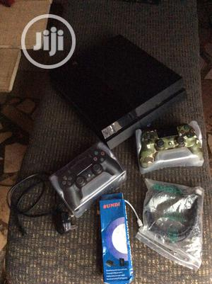 Ps4 + Controller + Fifa 20 + NFS Heat + 10 Latest Games | Video Game Consoles for sale in Abuja (FCT) State, Wuse