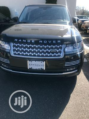 Land Rover Range Rover Vogue 2015 Black | Cars for sale in Lagos State, Victoria Island