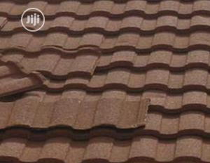 Heritage Gerard Stone Coated Roof Metro Water Gutter | Building Materials for sale in Lagos State, Victoria Island