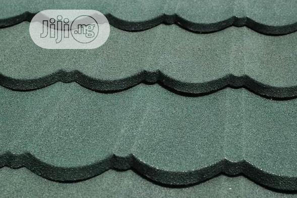 Norsen Gerard Stone Coated Roof Metro Water Gutter