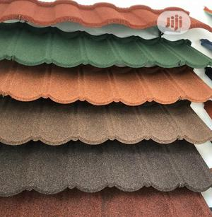 Shingle Gerard Stone Coated Roof Metro Water Gutter | Building Materials for sale in Lagos State, Agboyi/Ketu