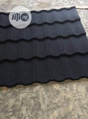 Shingle Gerard Stone Coated Roof Metro Water Gutter | Building Materials for sale in Lagos State, Agege