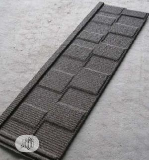 Milano Gerard Stone Coated Roof Metro Water Gutter | Building Materials for sale in Lagos State, Ajah