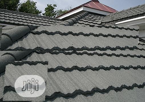 Roman Gerard Stone Coated Roof Metro Water Gutter