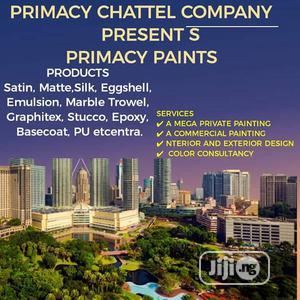 Primacy Paints | Building Materials for sale in Lagos State, Ifako-Ijaiye