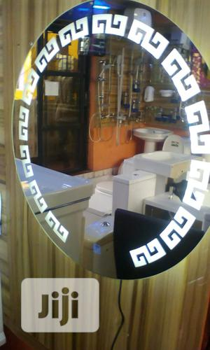 Round Led Mirror | Home Accessories for sale in Lagos State, Surulere