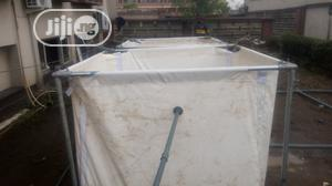 Mobile Movable Tarpaulin Fish Pond | Farm Machinery & Equipment for sale in Lagos State, Ikorodu