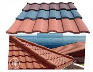 Heritage Waji Gerard Stone Coated Roof New Zealand Rain Gutter | Building Materials for sale in Lagos State, Ajah