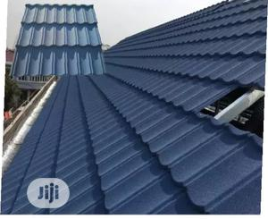 Shingle Waji Gerard Stone Coated Roof New Zealand Rain Gutter | Building Materials for sale in Lagos State, Ajah