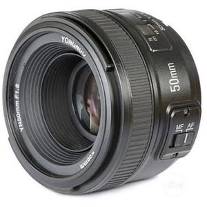 YONGNOU Lens NIKON 50mm   Accessories & Supplies for Electronics for sale in Lagos State, Ikeja