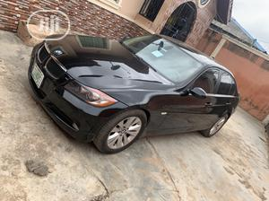 BMW 328i 2008 Black | Cars for sale in Lagos State, Surulere