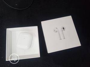 Yankee Used Apple Airpods II For Sale For A Very Low Price   Headphones for sale in Oyo State, Ibadan
