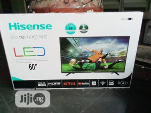 Hisense Led Smart TV 60 Inch | TV & DVD Equipment for sale in Lagos State, Ojo