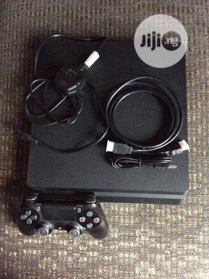Item 03. Ps4 Slim + Controller + Fifa 21 | Video Game Consoles for sale in Abuja (FCT) State, Wuse