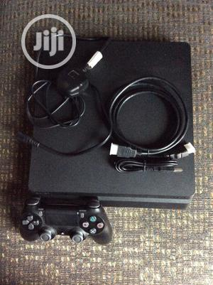 Ps4 Slim + Controller + Fifa 21 + 4 More | Video Game Consoles for sale in Ondo State, Akure