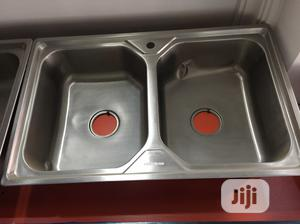 Double Bowl Sink   Restaurant & Catering Equipment for sale in Lagos State, Orile