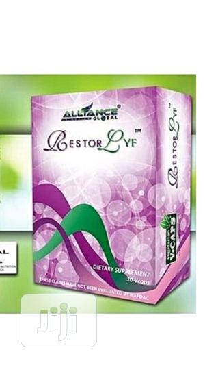 Alliance in Motion Global Restore Lyf | Vitamins & Supplements for sale in Lagos State, Ikeja