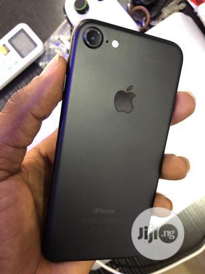 New Apple iPhone 7 32 GB Black   Mobile Phones for sale in Edo State, Benin City
