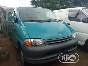 Toyota Hiace 2002 Green | Buses & Microbuses for sale in Lagos State, Apapa