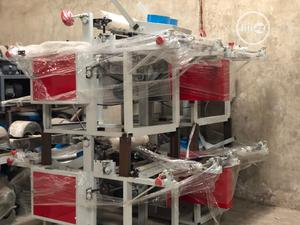 Automatic Nylon Printing Machine Gravure One Colour SINGLE PHASE 220V | Manufacturing Equipment for sale in Lagos State, Amuwo-Odofin