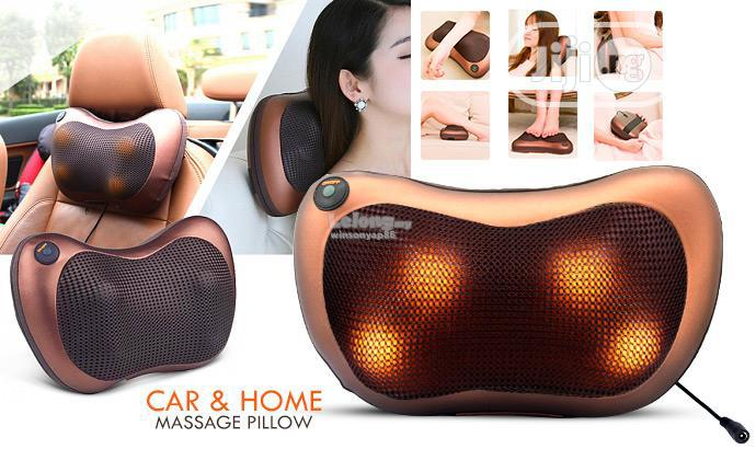 Car And Home Massager Pillow   Vehicle Parts & Accessories for sale in Lagos Island (Eko), Lagos State, Nigeria