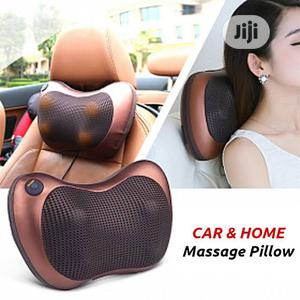 Car And Home Massager Pillow | Vehicle Parts & Accessories for sale in Lagos State, Lagos Island (Eko)