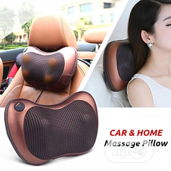Car And Home Massager Pillow