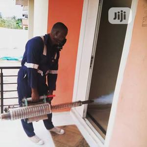 Professional Smoking Fumigation Amservice | Cleaning Services for sale in Lagos State, Surulere